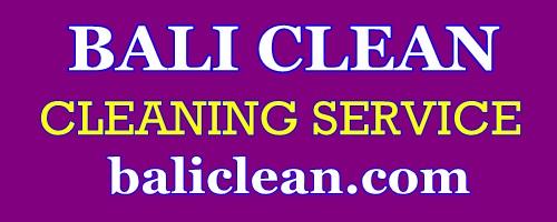 cleaning service di Bali