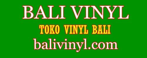 toko vinyl di Bali